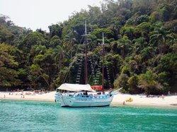 Cunhambebe Grande Island