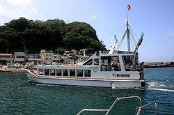 Tai-no-Ura Sightseeing Boat