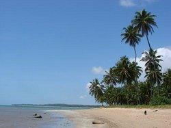 Bitingui Beach
