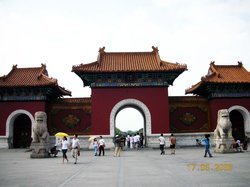 Jinzhou North Town Chongxing Temple