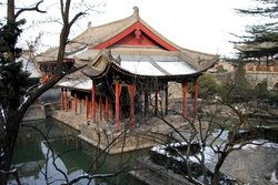 Shangluo Lianhu Park