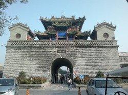 Yulin Kutuke Chechenhongtaiji Tomb
