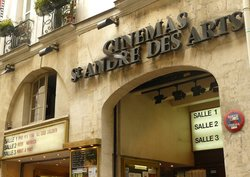 Cinema Saint-Andre des Arts