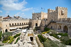 ​The Tower of David Museum of the History of Jerusalem