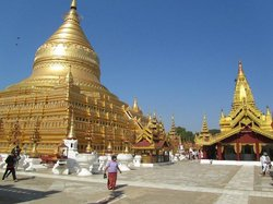 Phwa Saw Brick Monastery