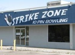 Strike Zone 10 Pin Bowling
