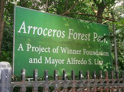 Arroceros Forest Park