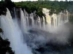 Arua Waterfall