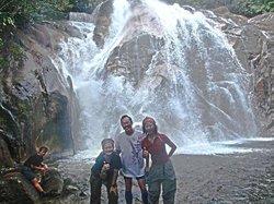Chamang Falls