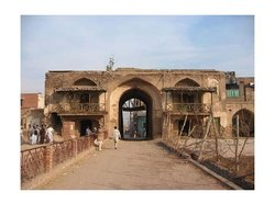 Mughal -Caravanserai Gor Khatri