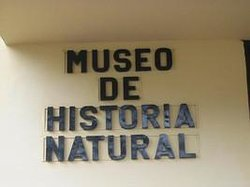 Parque de Museo de Historia Natural