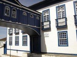 Casa do Forro Pintado (Museu de Arte Sacra)
