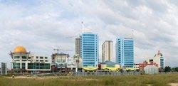 婆羅洲超級商城
