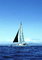 Waka Sailing Catamaran