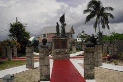 Loyalist Memorial Sculpture Garden