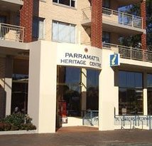 Parramatta Heritage Centre