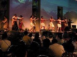 Pohutu Cultural Theatre