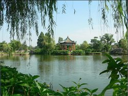 West Lake Park of Jieyang Rongjiang