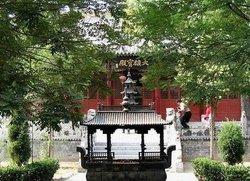 Baiyun Temple, Xinxiang