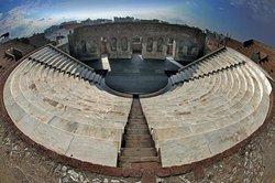 Patras Ancient Rome Theatre