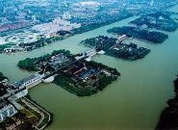 Jiangdu Water Attractions