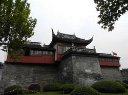 Shanghai Ancient City Wall