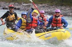 Jasper's Whitewater Rafting Company
