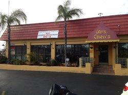 Mrs Chen's Chinese Restaurant