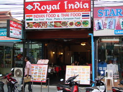 Royal India Restaurant Patong
