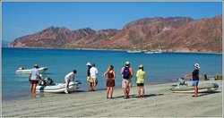 Baja Sailing Day Tour