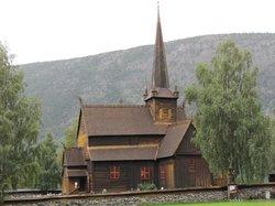 Stavkirke Lom