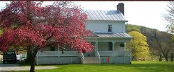 The Huffman House At Creekside Farm