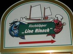 Fischklipper Line Hinsch