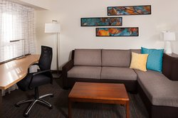 Plenty of space to spreadout in your suite
