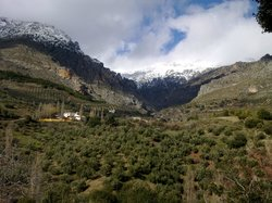 Parque Natural Sierra Magina