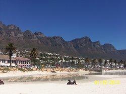 Clifton 2nd beach