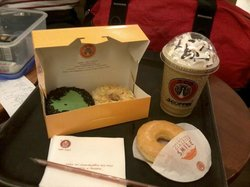 J Co Donuts & Coffee