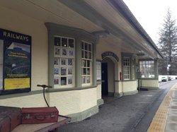 Glenfinnan railway museum