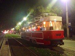 Almaty Tram Cafe
