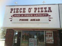Piece O' Pizza