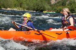 Canoe Roquebrun