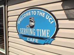 Serving Time Cafe