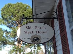 Side Porch Steak House