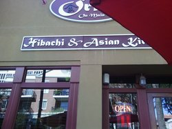 Hibachi & Asian Kitchen
