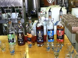 Railean Rum Distillery