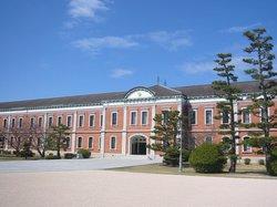 海上自衛隊第1術科学校 (旧海軍兵学校)