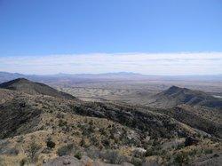 Coronado Peak Trail