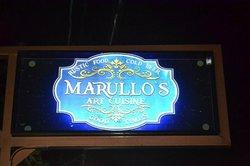 Marullo's Art Cuisine