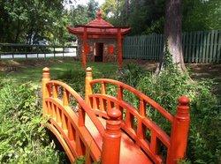 Wells Japanese Garden