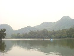 Sanmen River of Guangxi
